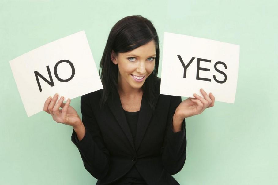 Всегда говори— да! Всегда говори – нет?